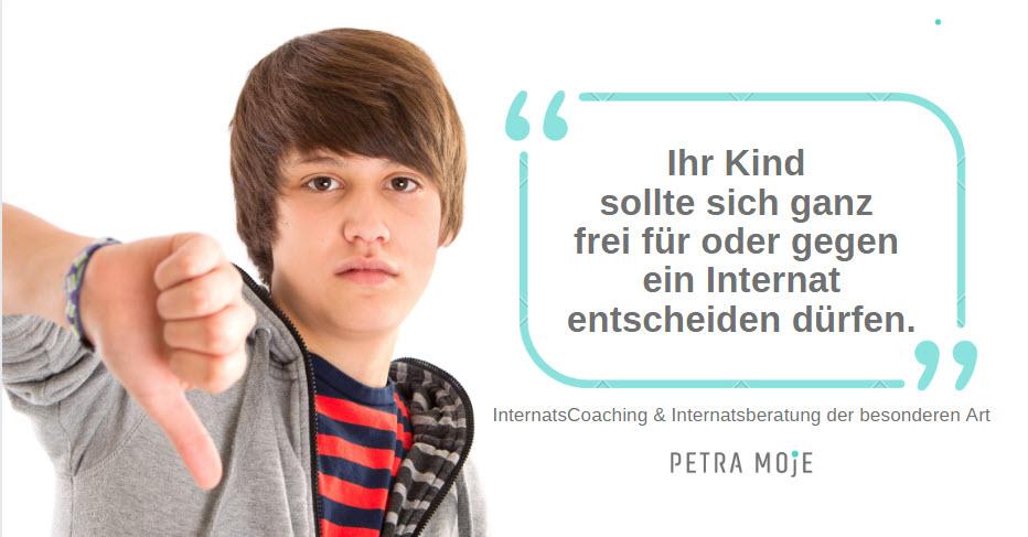 InternatsCoaching & Internatsberatung der besonderen Art - Petra Moje